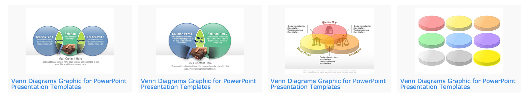 Download venn diagram templates for powerpoint view all venn diagram templates toneelgroepblik