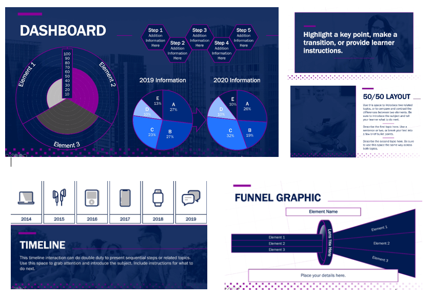 roboto powerpoint templates from get my graphics